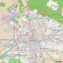 奥尔良地图
