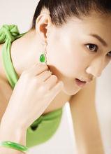 耳环与脸型